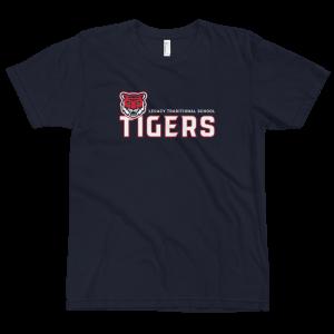 LTS SW Las Vegas Tigers Navy T-shirt 2020